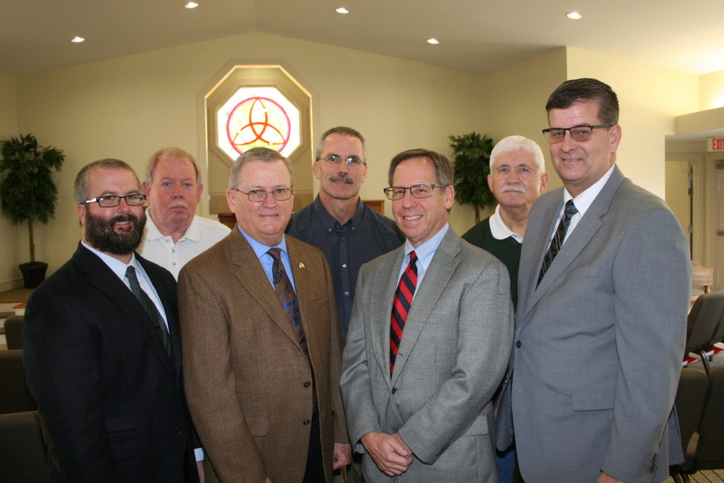 WSBC Elders and Deacons
