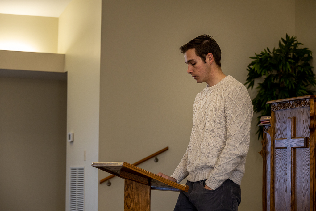 Adult Discipleship - Report from the Mission Field
